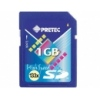 Карта памяти Pretec Secure Digital 133x 1Gb